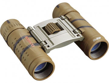 Tasco Binoculars - Essentials 8x21mm Camo Roof
