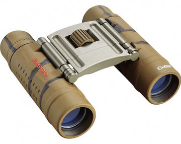 Tasco Binoculars - Essentials 10x25mm Brown Camo