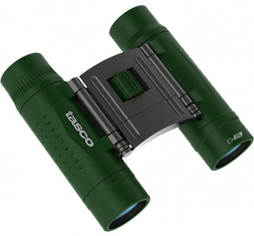 Tasco Binoculars - Essentials 10x25mm Green