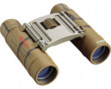 Tasco Binoculars - Essentials 12x25mm Brown Camo