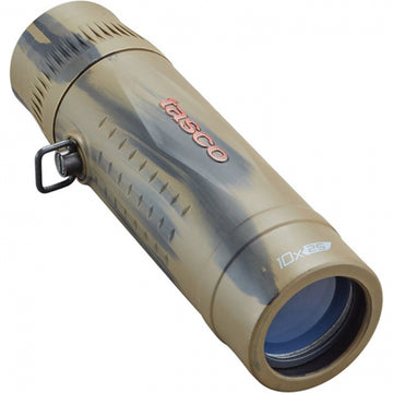 Tasco Monocular - Essentials 10x25mm Camo