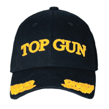 Top Gun Wings Cap - Navy
