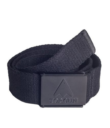Top Gun Bottle Opener Stealth Belt - Black
