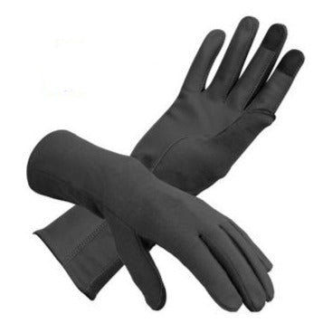 Touchscreen Nomex Flight Glove - Black