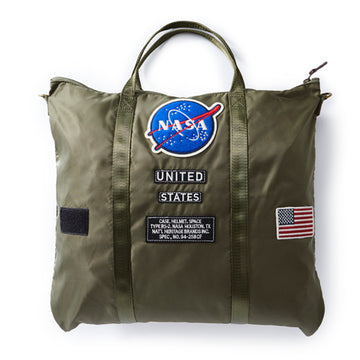 Red Canoe NASA Helmet Bag