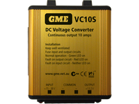 GME 10 Amp Switch Mode Voltage Converter-GME-Downunder Pilot Shop