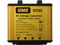 GME 4 Amp Switch Mode Voltage Converter-GME-Downunder Pilot Shop