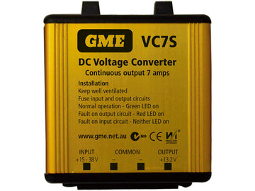 GME 7 Amp Switch Mode Voltage Converter