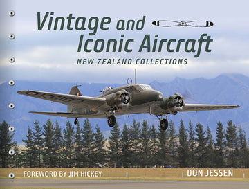 Vintage and Iconic Aircraft - New Zealand Collection