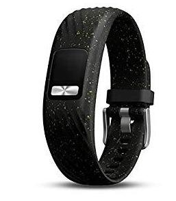 Garmin vivofit 4 Bands, Black Speckle (Small/Medium) - 010-12640-10