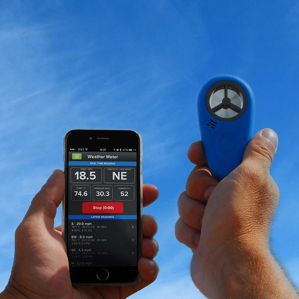 WeatherFlow Weather Meter-WeatherFlow-Downunder Pilot Shop