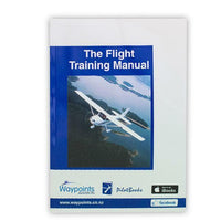 NZ The Flight Training Manual-Waypoints-Downunder Pilot Shop
