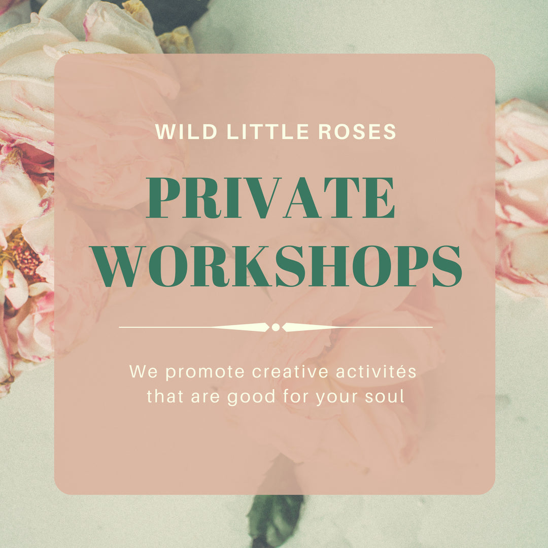 Workshops, Fundraisers, Team Building, Private Parties, Wedding Parties....