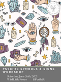 Spiritual Symbols & Signs Workshop