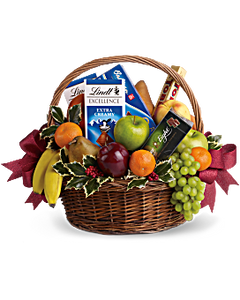 Fruity Sweet Gift Basket