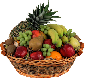Simply Sweet Fruit Basket