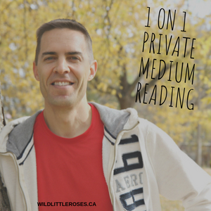 1 on 1 Private Mediumship Reading