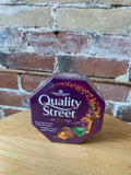 Quality street caramels