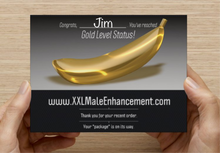 Male Enhancement Postcard