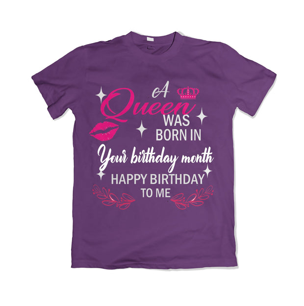 birthday shirts for women