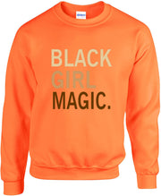 black girl magic sweatshirt