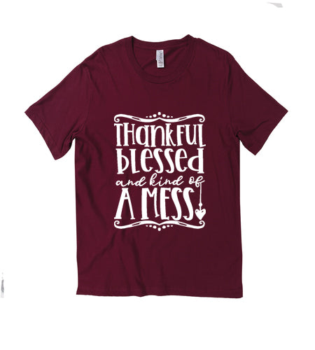 thankful shirt