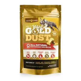 SBK's Gold Dust™ High Protein Muscle Enhancer (90 Servings)