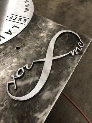 "15"" Infinity Sign"