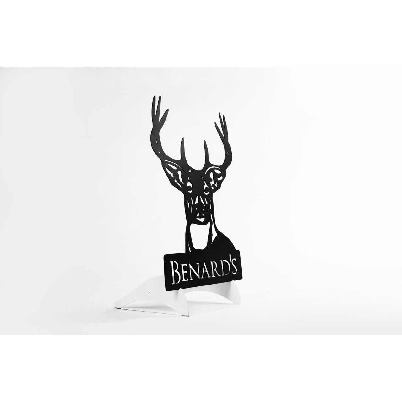 Personalized Custom Sign Deer