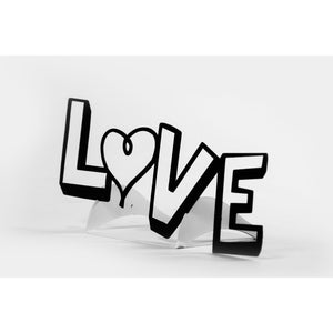 Beautiful Wall Mounted Love Sign