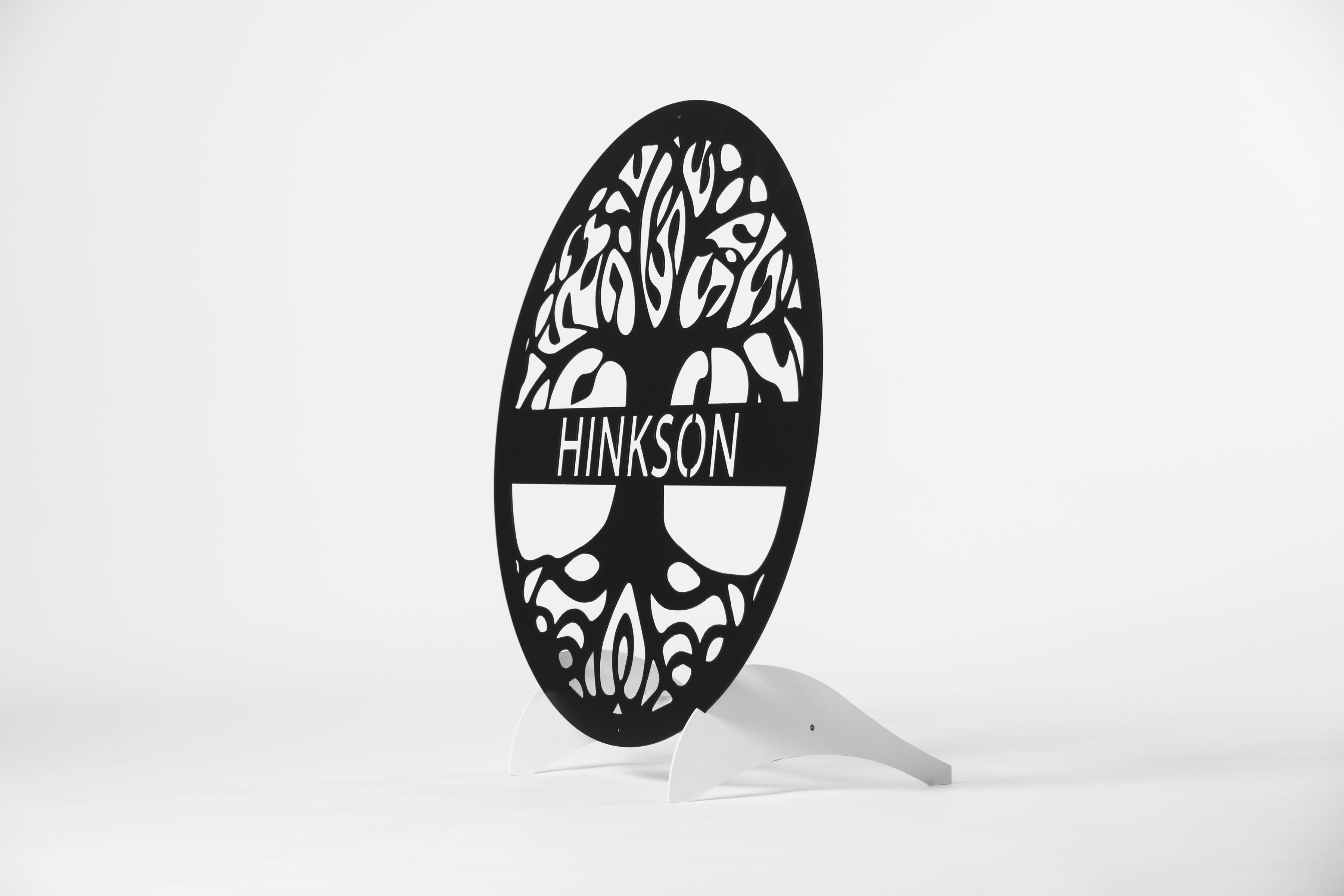 Custom Family Tree Sign Metal Letters