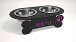 Personalized Dog Bowl for Small Dogs