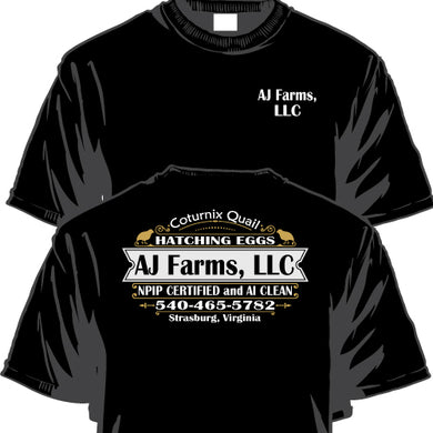 AJ Farms Tee Shirt