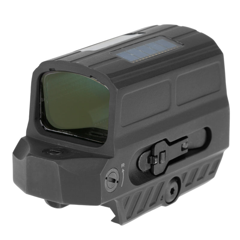 HE512T-GR - Green Reticle/Solar Failsafe/Titanium