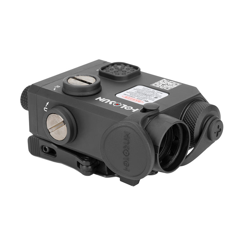 LS321R - Co-axial Red, IR & Illuminator