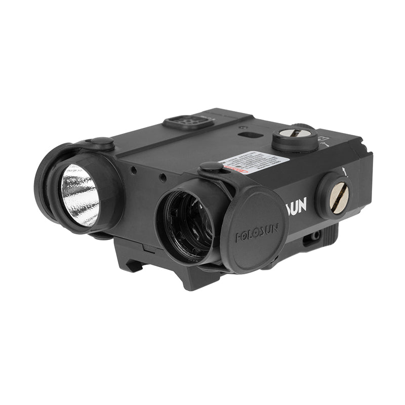 LS420G - Co-axial Lasers & Flashlight