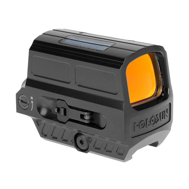 HE512C-GD - Orange Circle Dot/Solar Failsafe