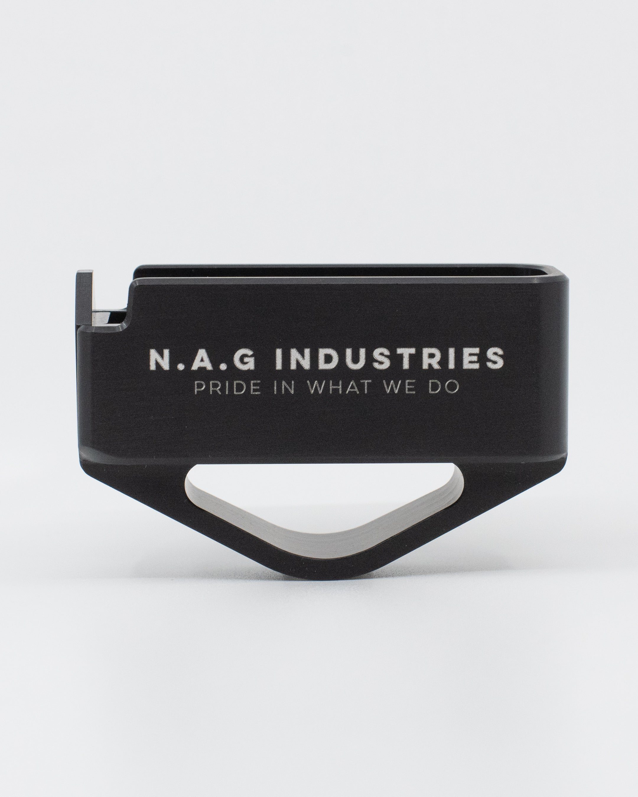 N.A.G Customs +5 Extended Magazine Plate for Lancer Magazines