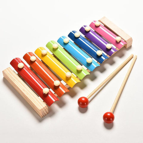 Your Toy Zoo Educational United States / Multicolor Learning Xylophone