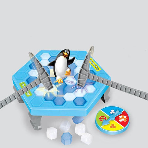 Your Toy Zoo Games Of Skill Ice Breaking Penguin Trap Game