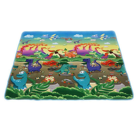 Your Toy Zoo Play Mats Dinosaur / 180CM*150CM Baby Dinosaurs Floor Play Mat