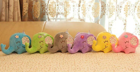 Your Toy Zoo Stuffed & Plush Animals Big And Cuddly 12cm Plush Stuffed Elephant