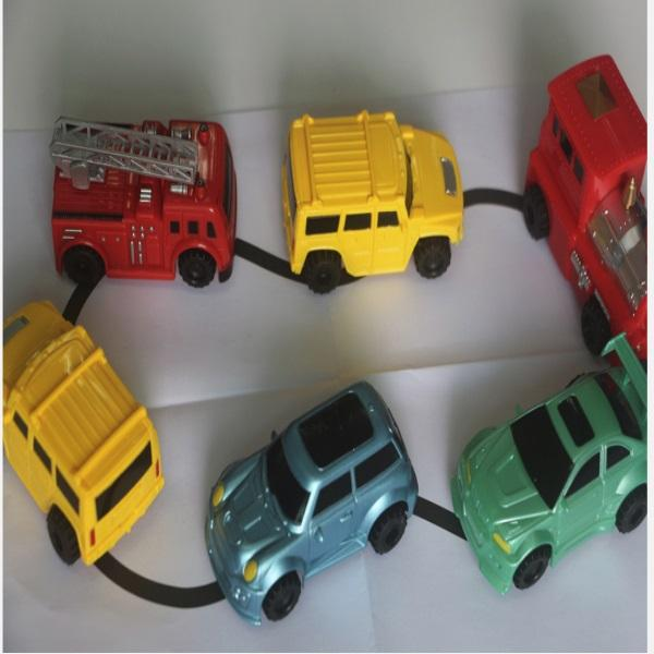 Magic Inductive Toy Vehicles
