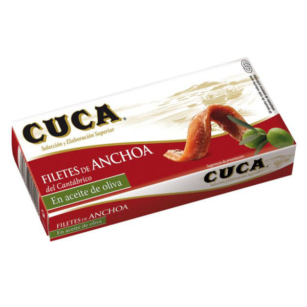 Cuca Anchovy fillets in oil