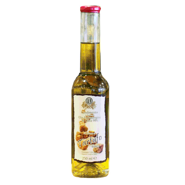 Calvi White Truffle Infused Oil