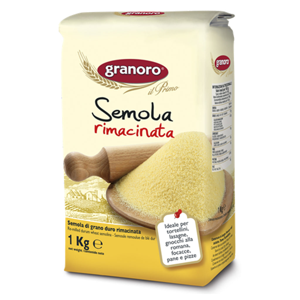 Semolina Production