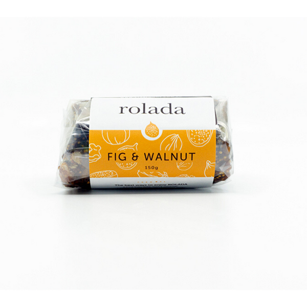 Fig and Walnut Rolada