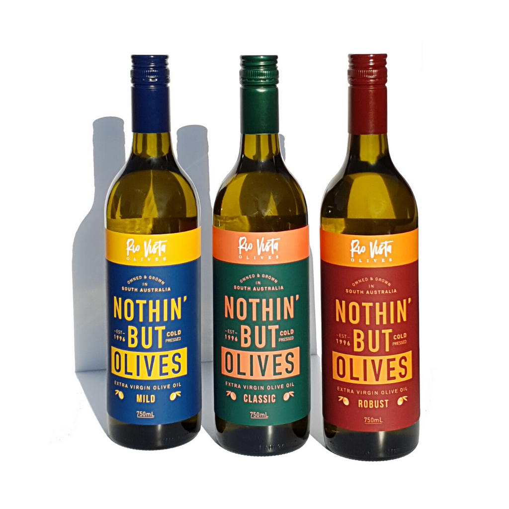 Rio Vista 'Nothin' But Olives' Range 750ml