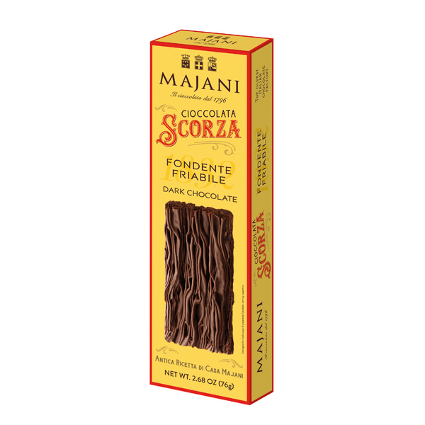 Majani - Scorza Dark Chocolate Bar