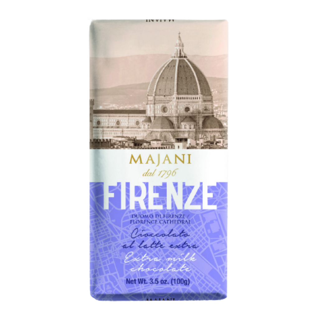 Majani Firenze Milk Chocolate Block